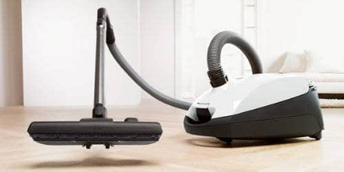 Miele Olympus Canister Vacuum Cleaner