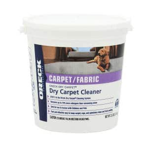 Oreck Dry Cleaning Powder For Carpets