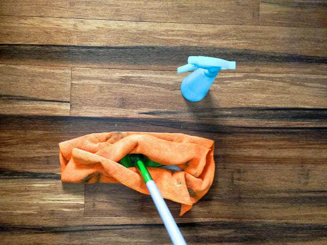 Cleaning Floors Naturally Without Chemicals