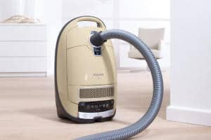 Miele Alize S8590 Canister Vacuum