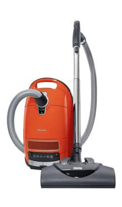 Miele S8380 Canister Vacuum