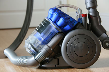 how to clean dyson animal canister filter