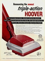 Upright Vacuum From Hoover