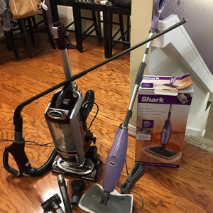 Upright Vacuum From Shark
